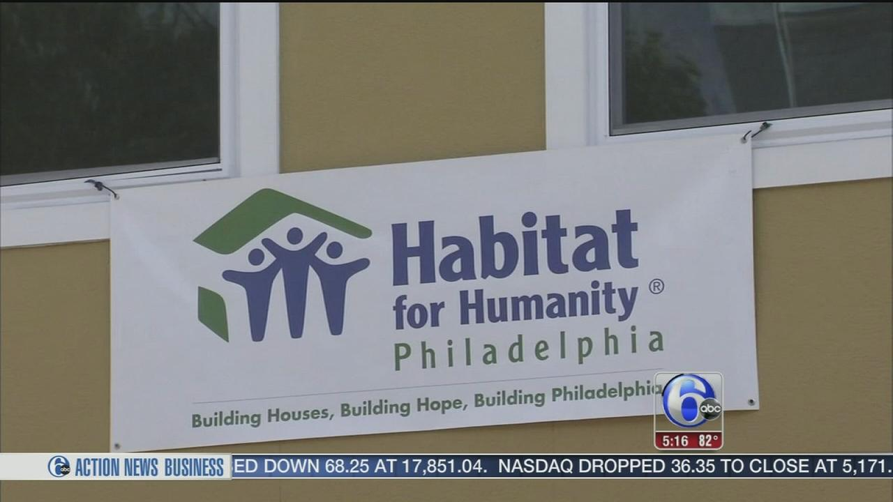 Habitat for Humanity construction will boom in Philly