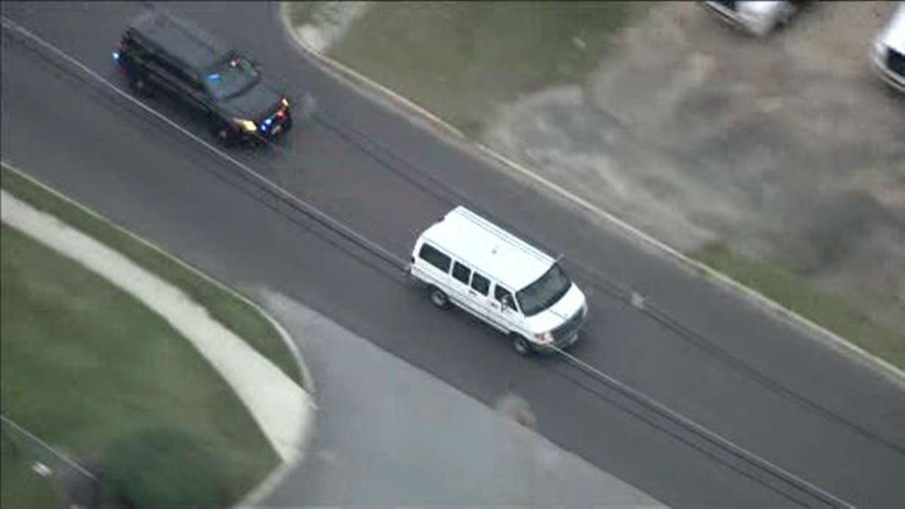 PHOTOS: Police chase in New Jersey, Philadelphia