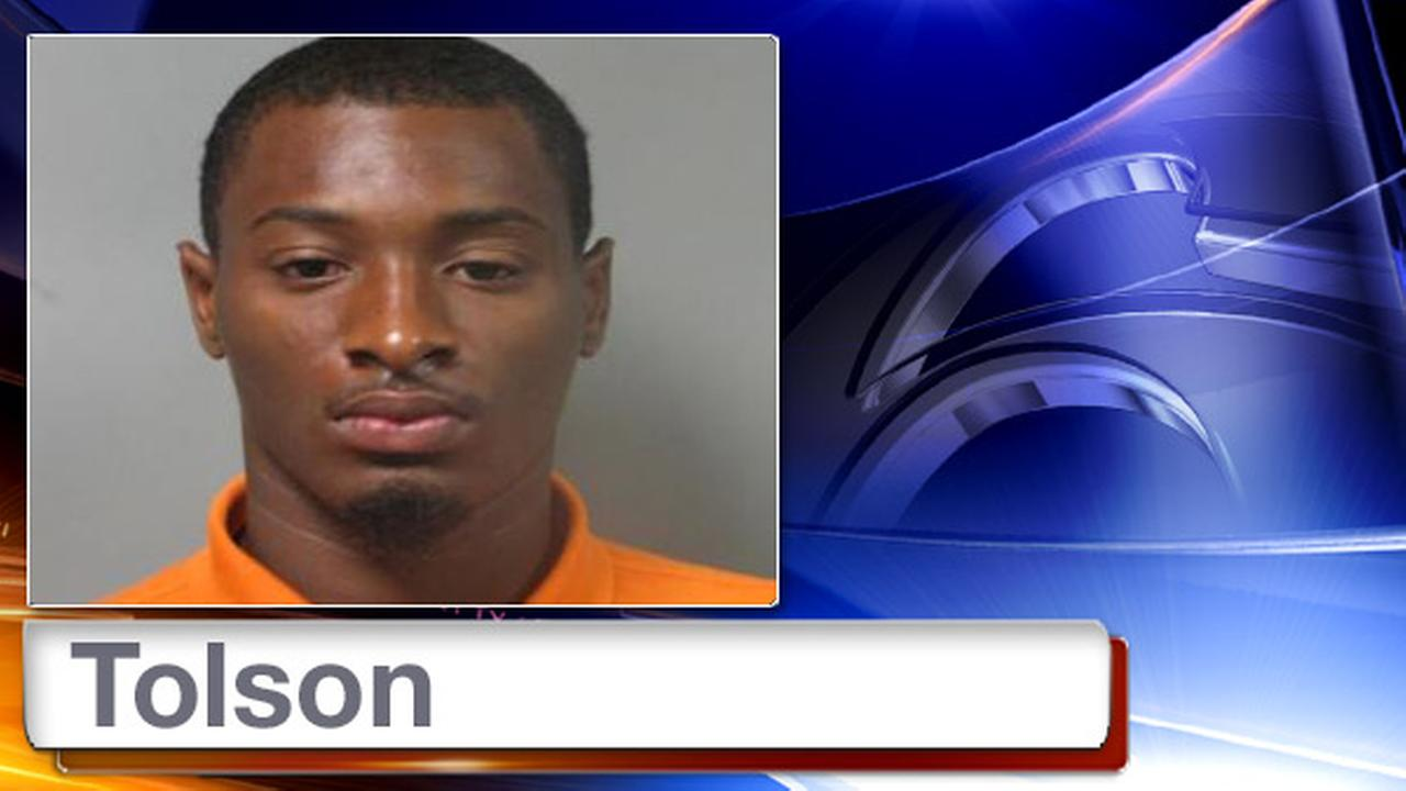 Dover man charged in several armed robberies