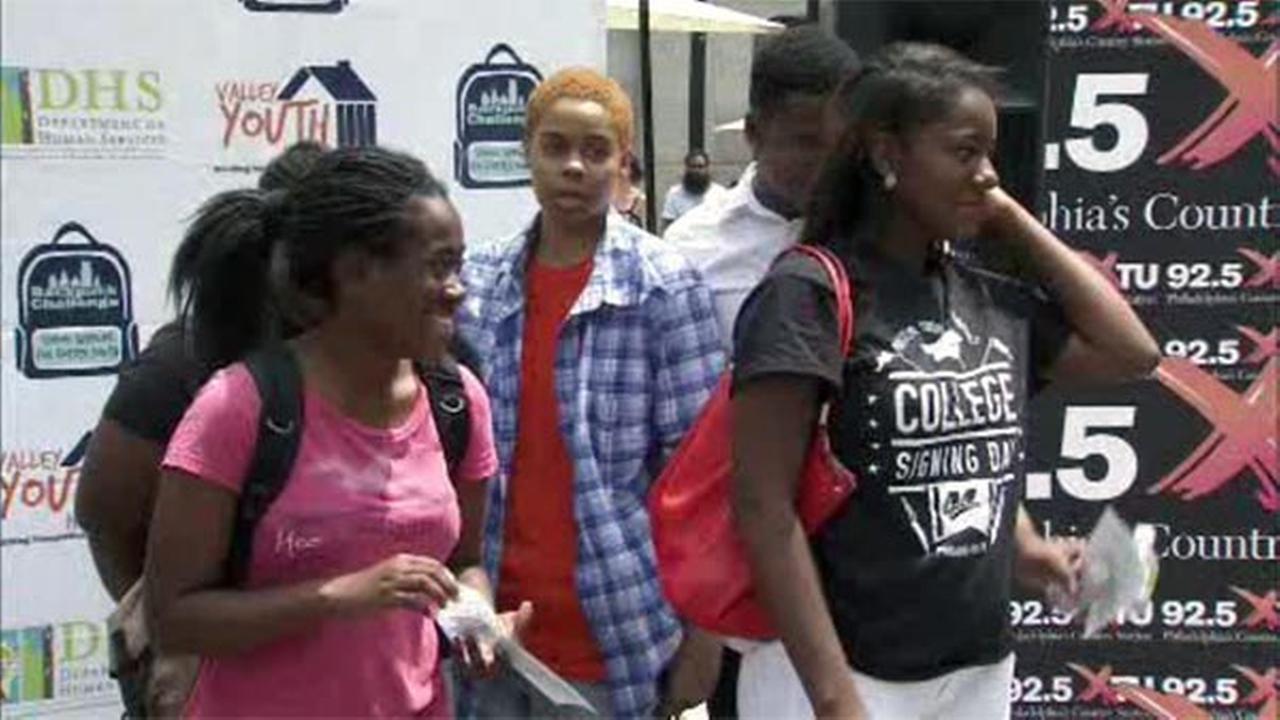 Effort to collect back-to-school supplies underway