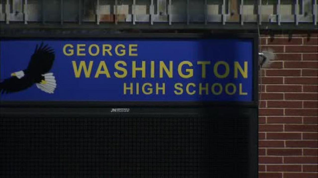 Student hospitalized after fight outside George Washington High School