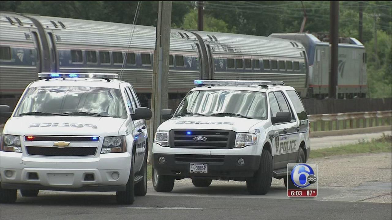 VIDEO: Authorities ID man killed by train