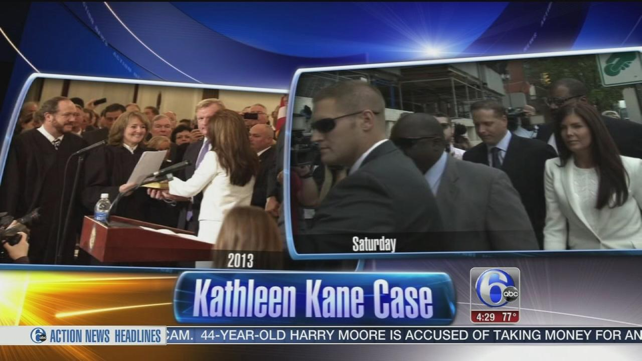 VIDEO: AG Kathleen Kane plans news conference to respond to charges
