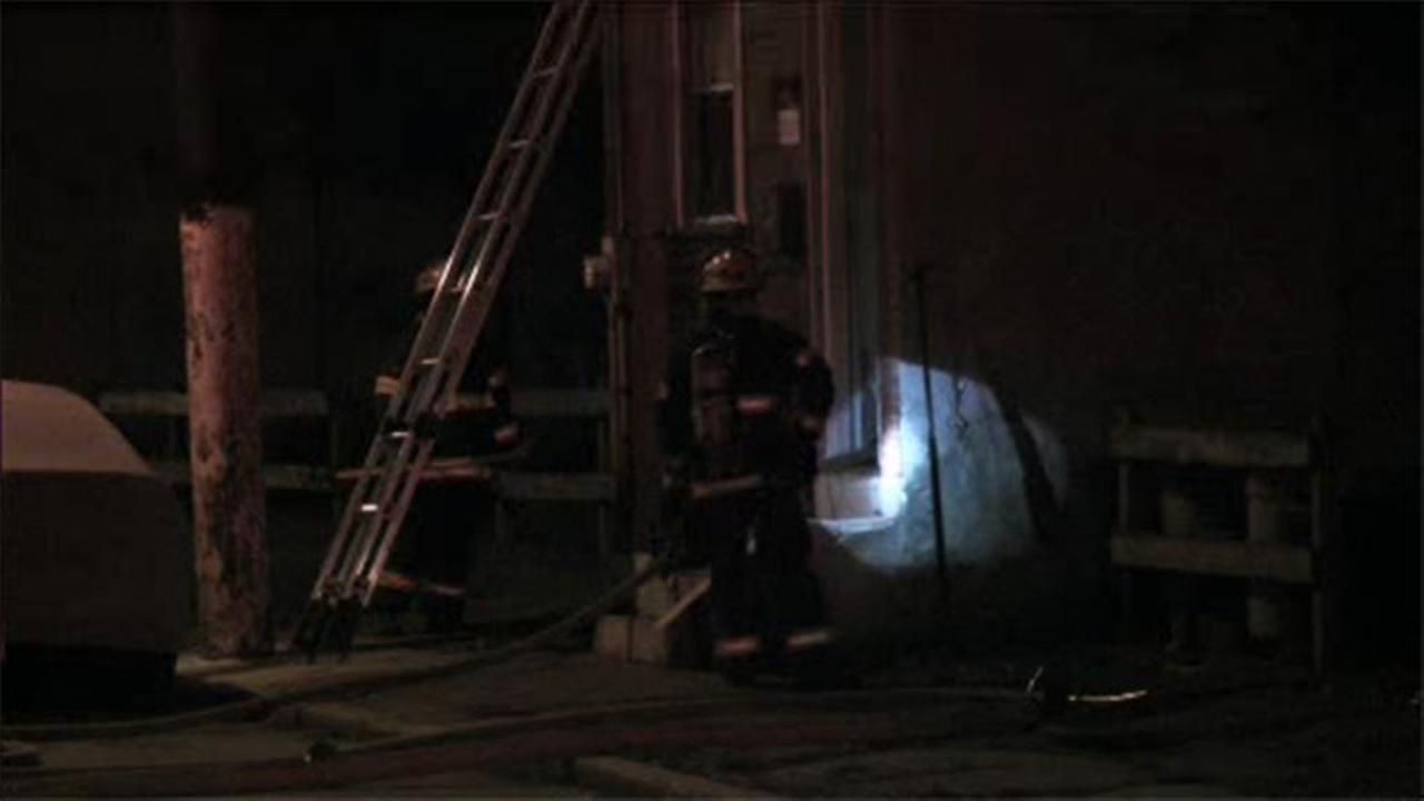 Fire damages house in Point Breeze