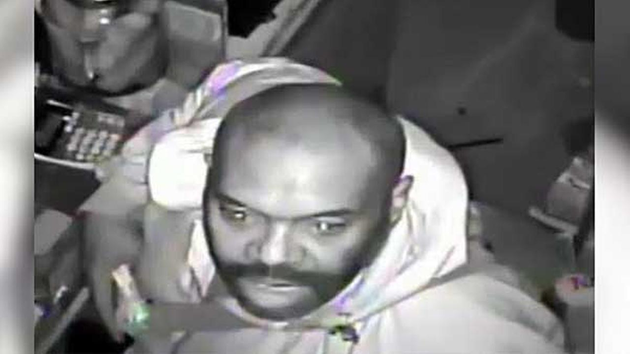 Philadelphia police are looking for a suspect who broke into a grocery store in the citys Brewerytown section.