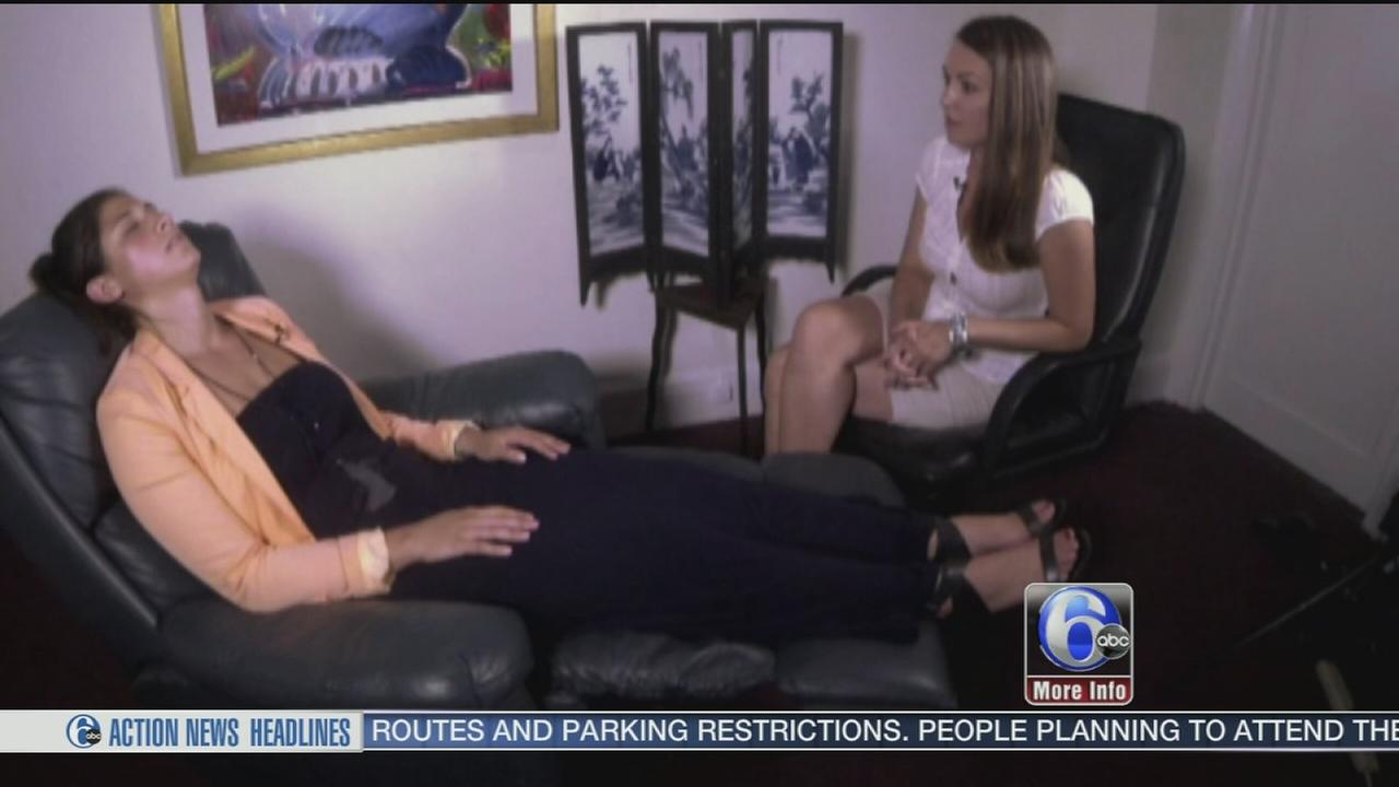 VIDEO: Hypnotherapy may help you exercise more