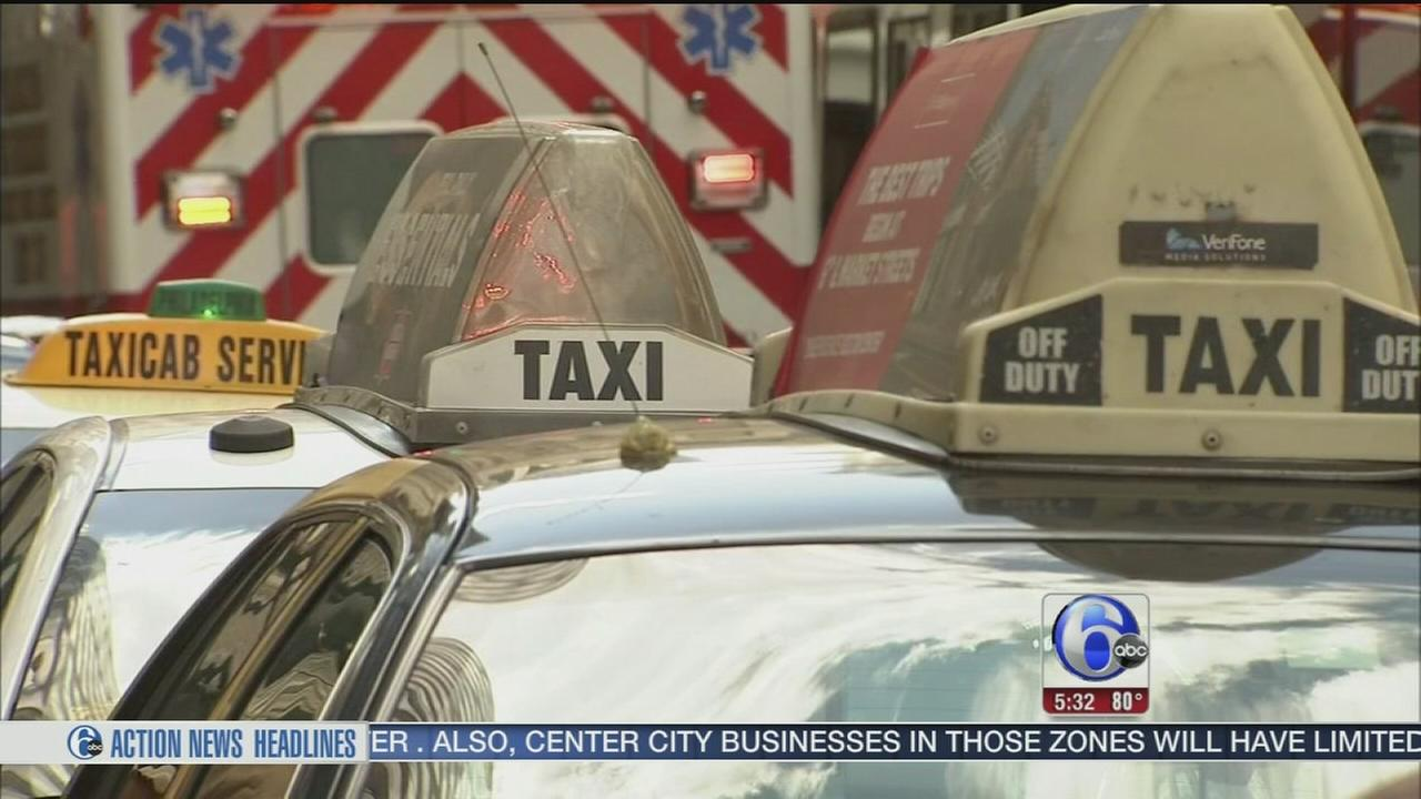VIDEO: Taxi drivers to take big hit during pope visit