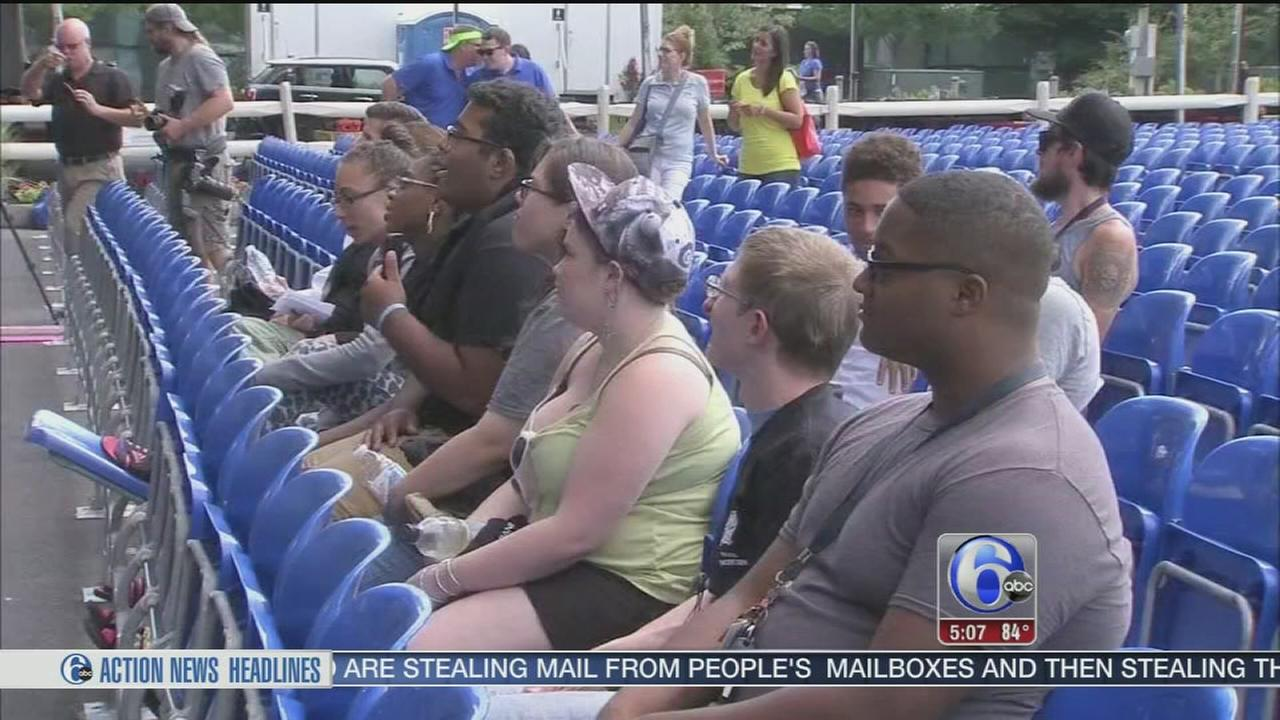 VIDEO: Students get star treatment at Musikfest