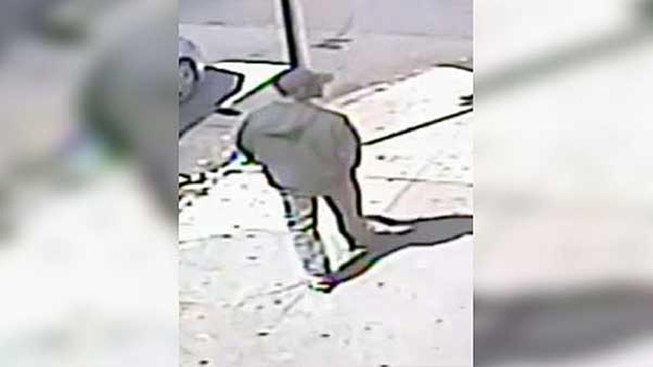 Police are searching for two men who robbed and carjacked a man in North Philadelphia.