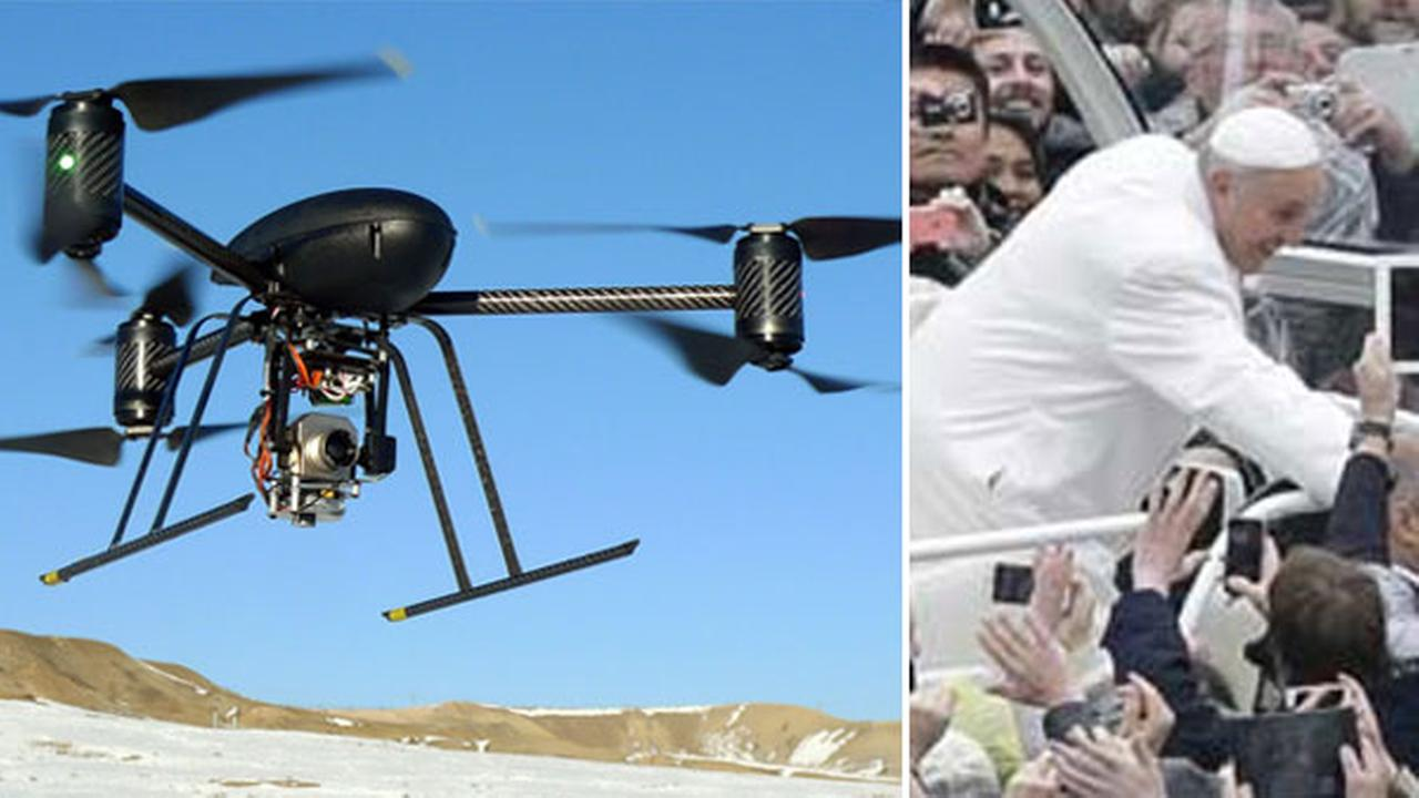 Philadelphia to be no-drone zone for pope's visit