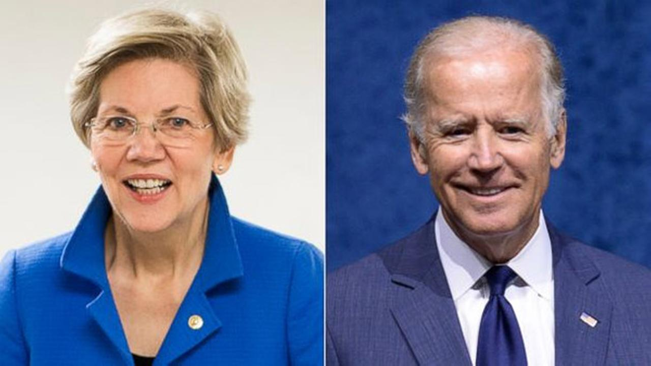 Biden, Elizabeth Warren hold private meeting, sources say