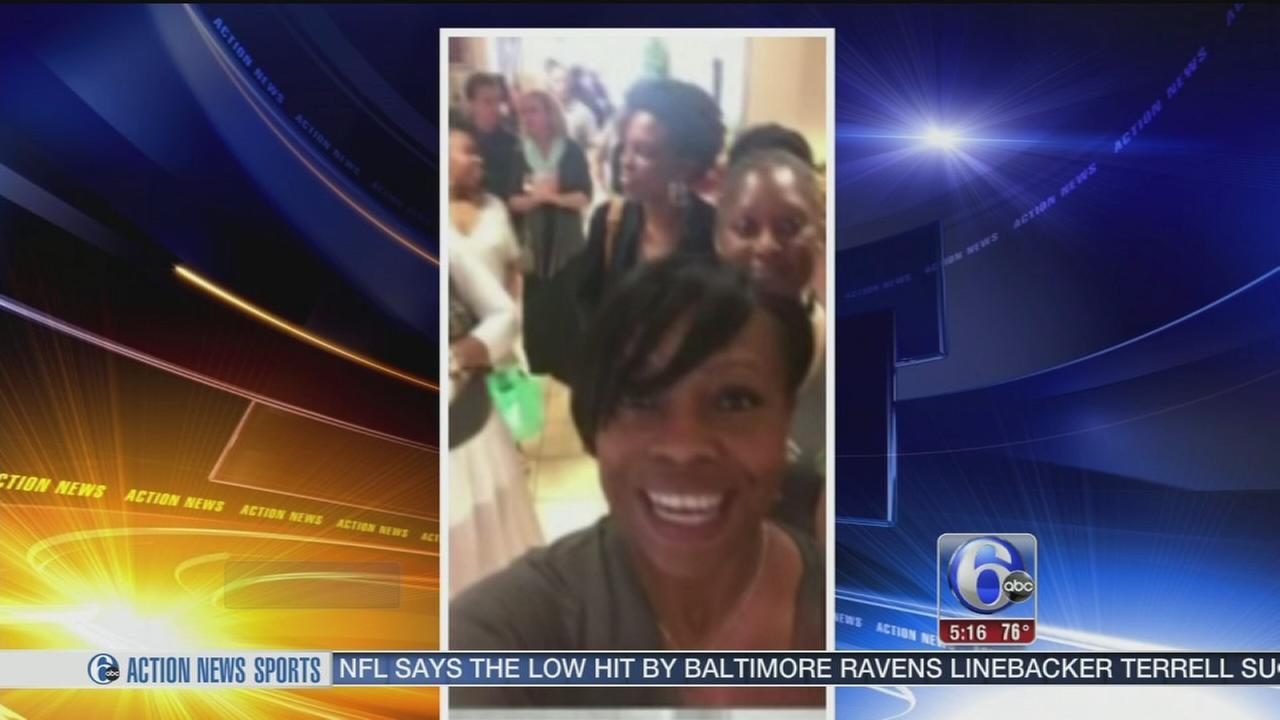 VIDEO: Calif. wine train orders off black womens book club