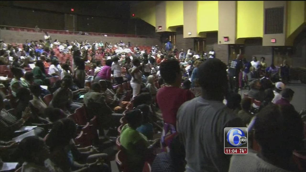 VIDEO: School funding fight in Chester