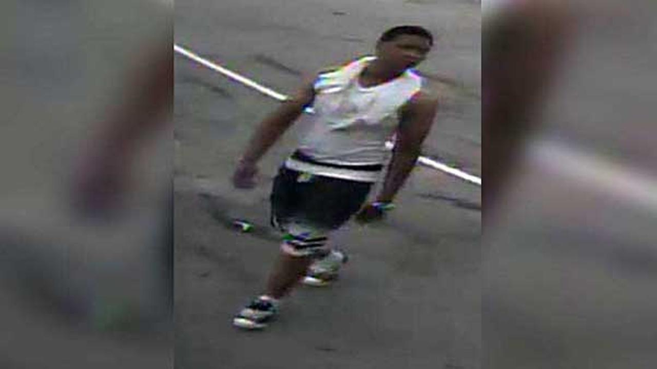Philadelphia police are searching for the suspect who burglarized a car wash in the citys Andorra section.