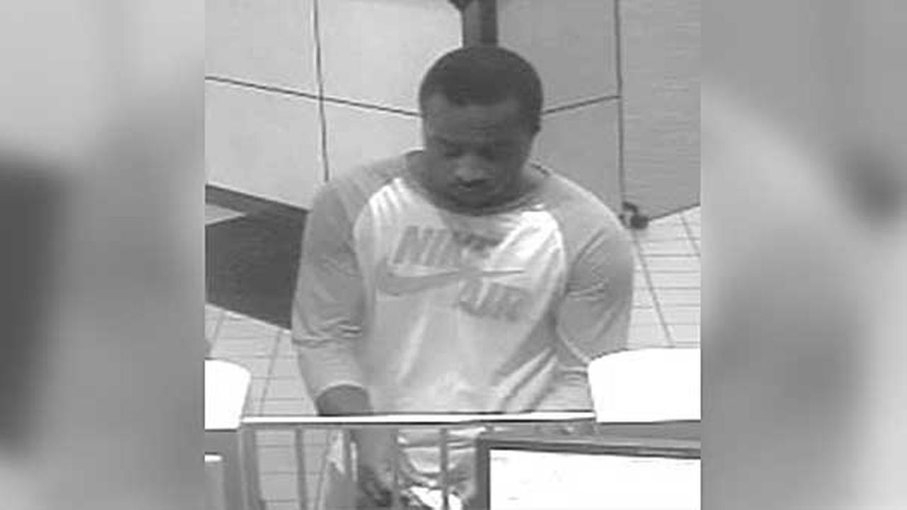 Police and the FBI are searching for a suspect who robbed a Citizens Bank in South Philadelphia.
