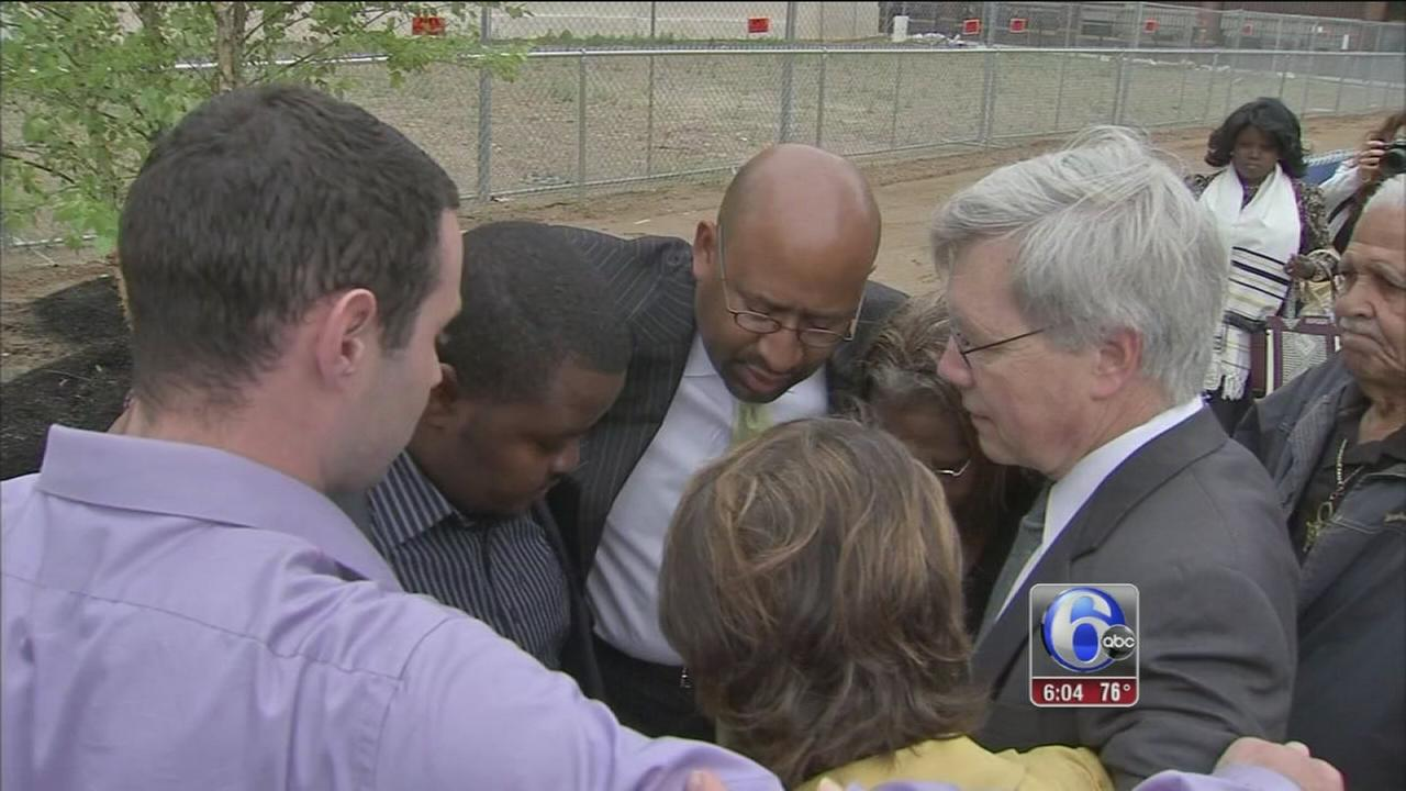 VIDEO: 1 year anniversary of Center City collapse