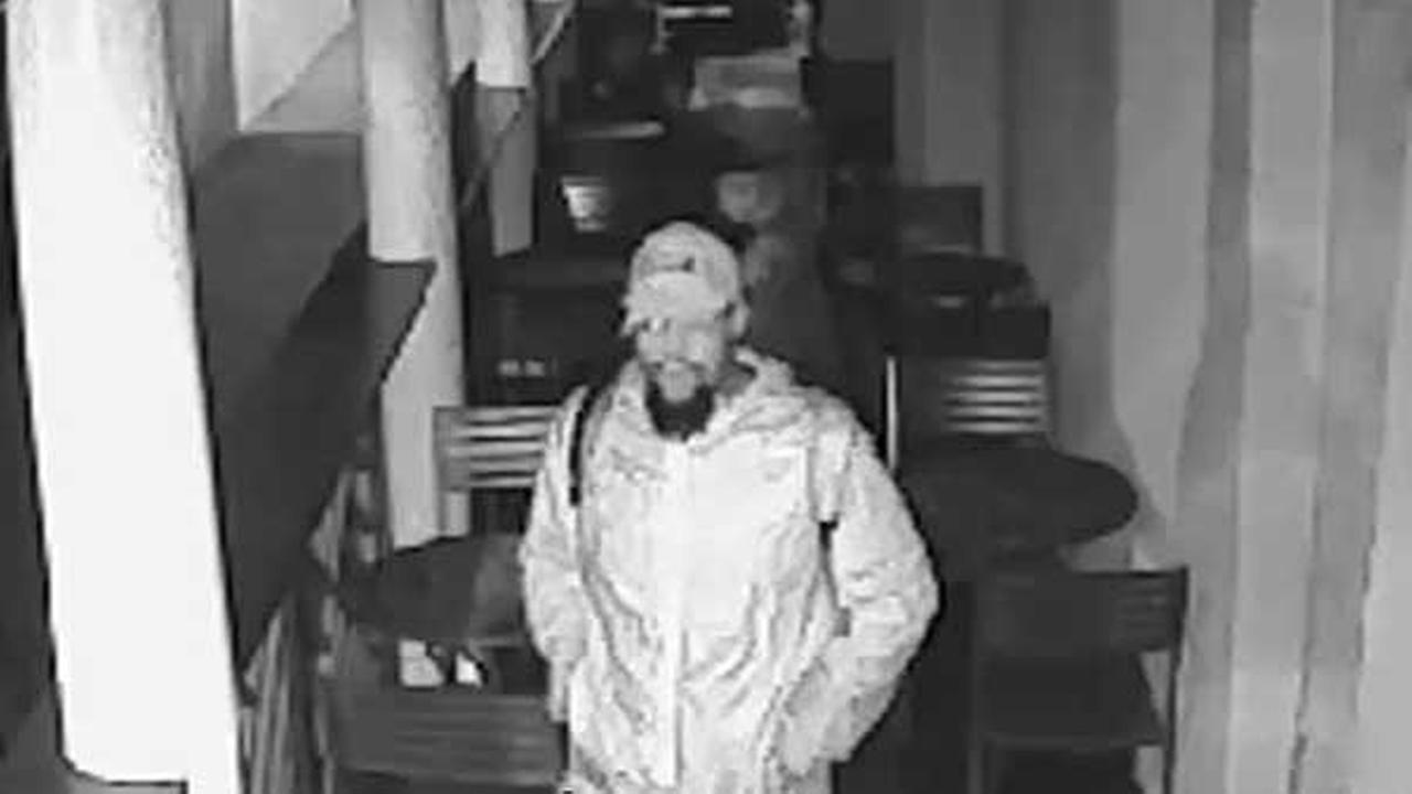 Philadelphia police are searching for a man who burglarized a restaurant in Old City on August 27.