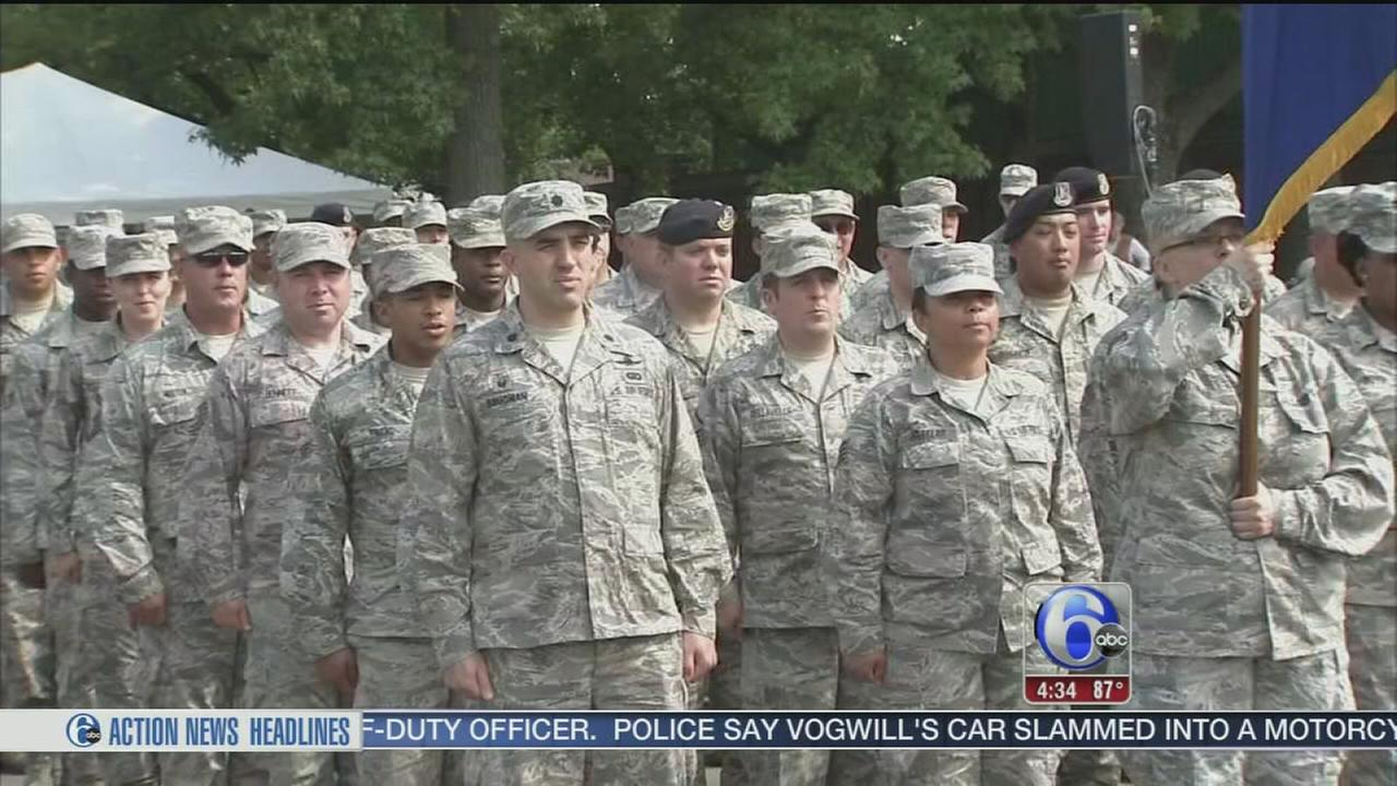Delaware National Guard Marks 360 years of service