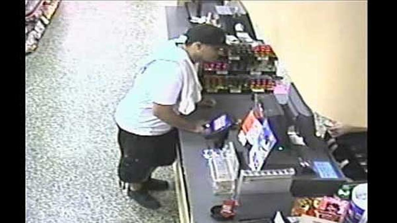 Police are looking for an armed suspect who robbed a Wawa in Northeast Philadelphia on August 23.