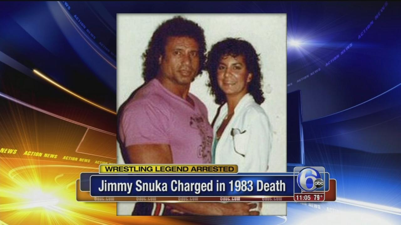 VIDEO: Jimmy Snuka charged in 1983 death