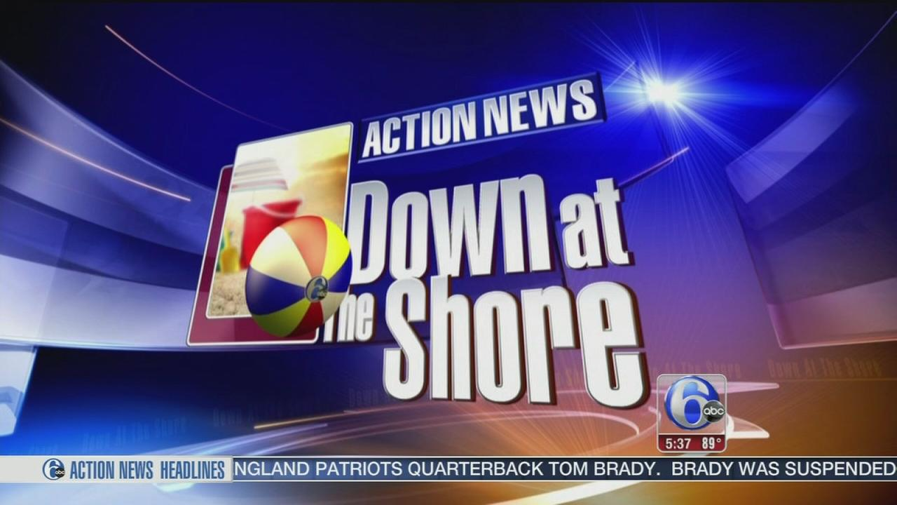 VIDEO: Down at the Shore- Sep. 3