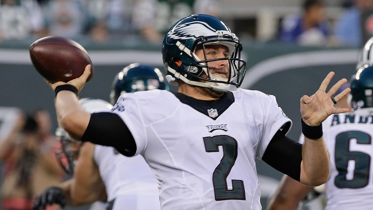Eagles trade Matt Barkley to Arizona Cardinals