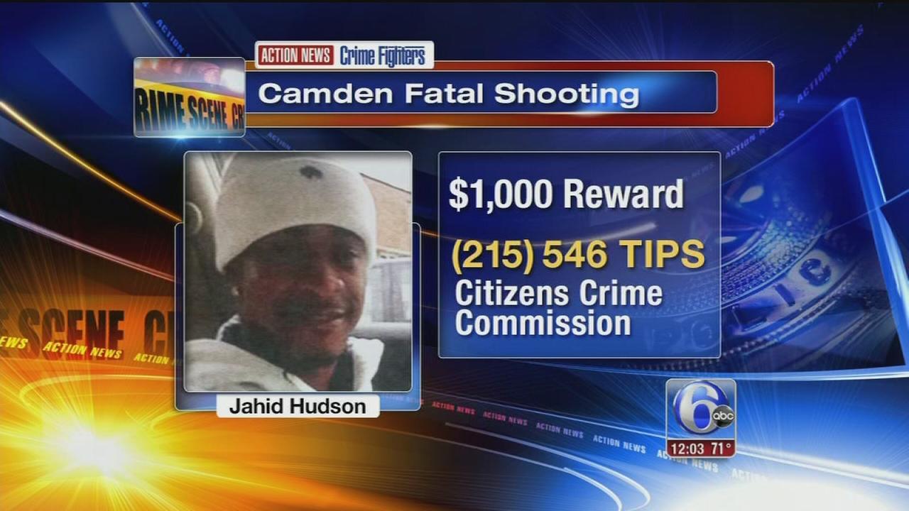 VIDEO: Reward offered in murder of Jahid Hudson