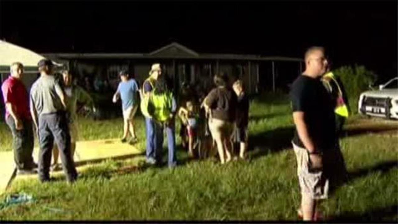 4-year-old boy, his dog rescued from well in Mississippi