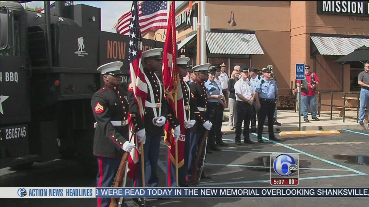 Remembering heroes in the Northeast