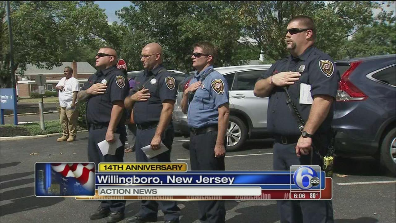 First responders honored in Burlington County