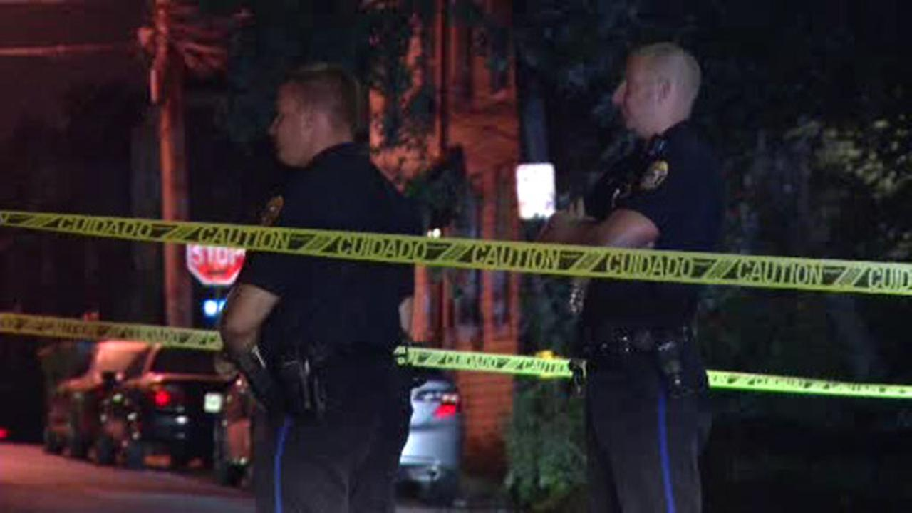 1 hospitalized in Darby shooting