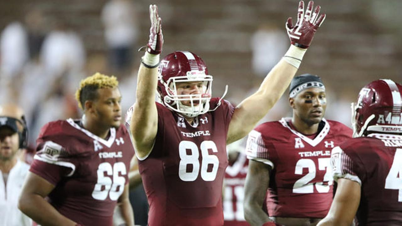 Temple follows big win with another, 34-26 over Cincy