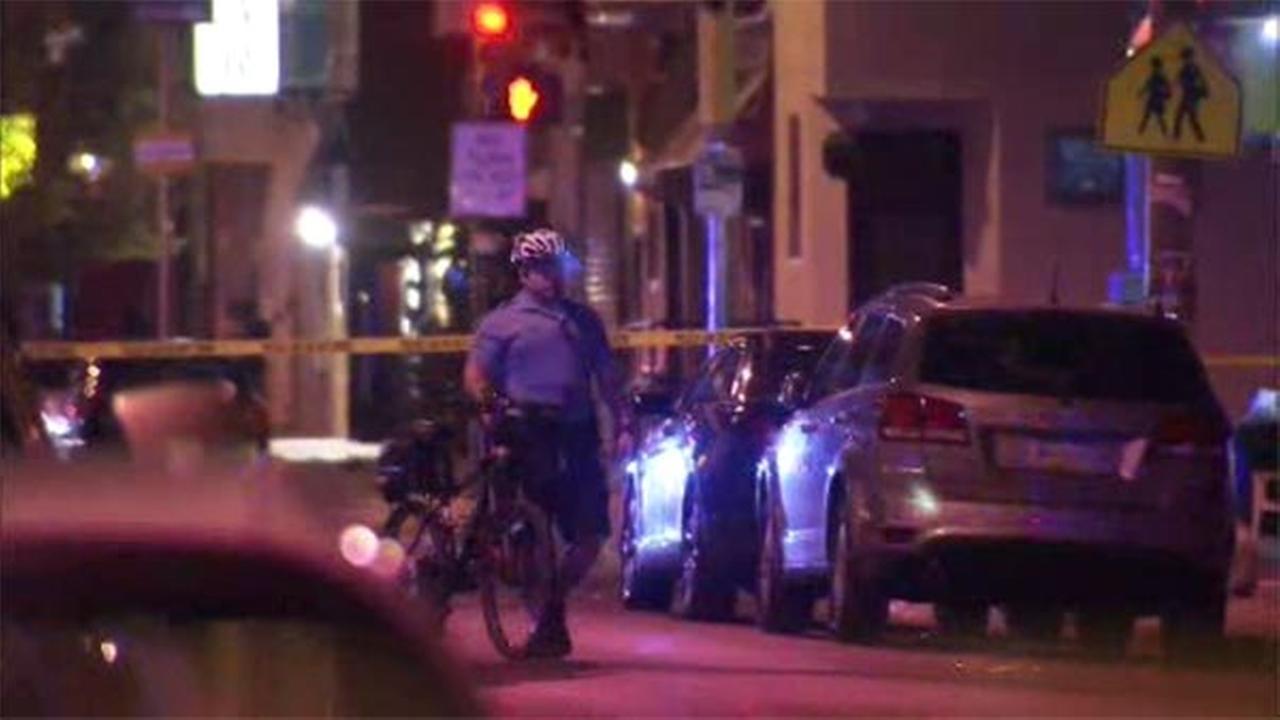 Police investigate double shooting in West Philadelphia