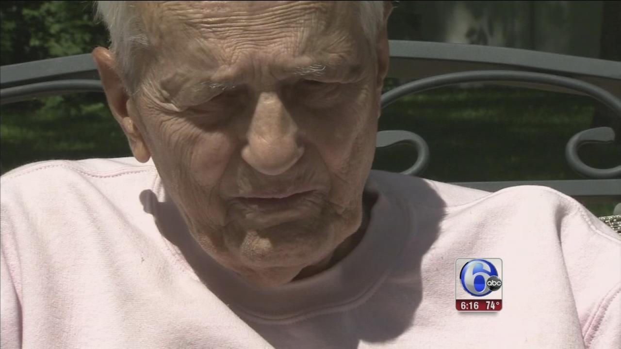 Burlington County veteran remembers D-Day