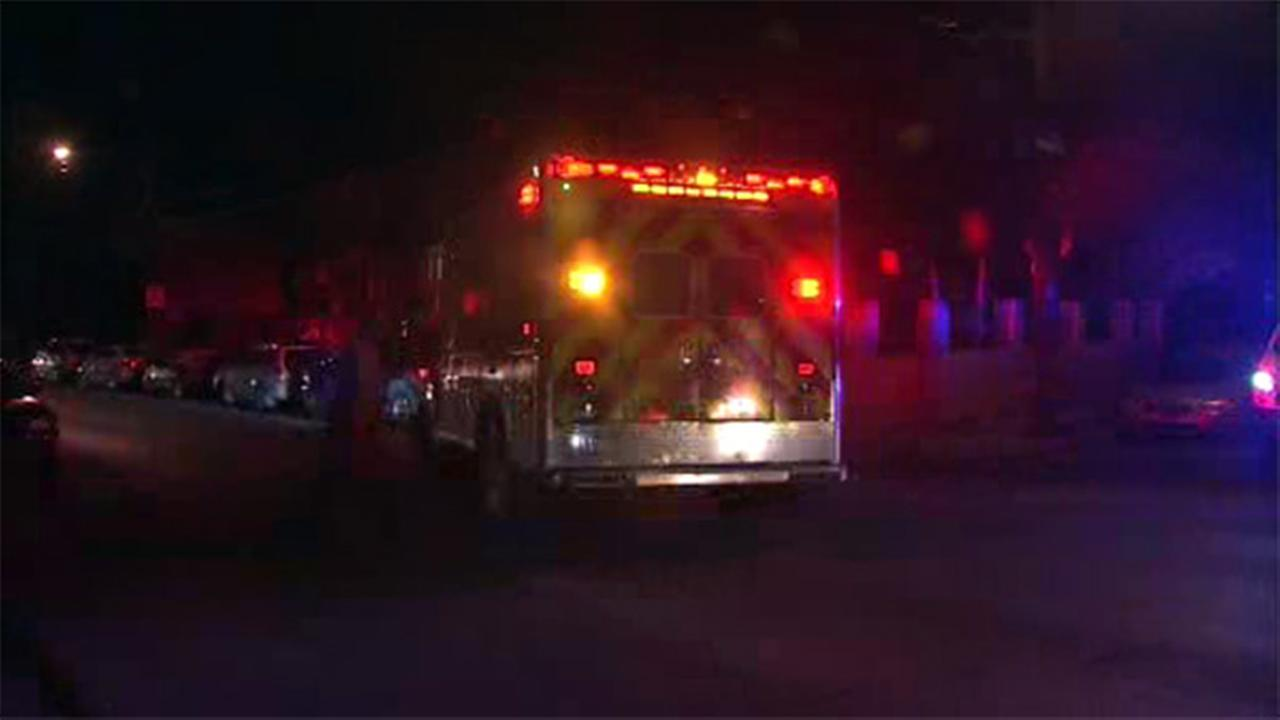 Man critical after being struck by train in Wissinoming
