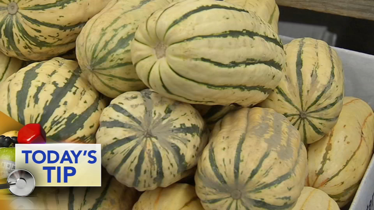 Kathleen from Whole Foods tells you why you should try the delicata squash.