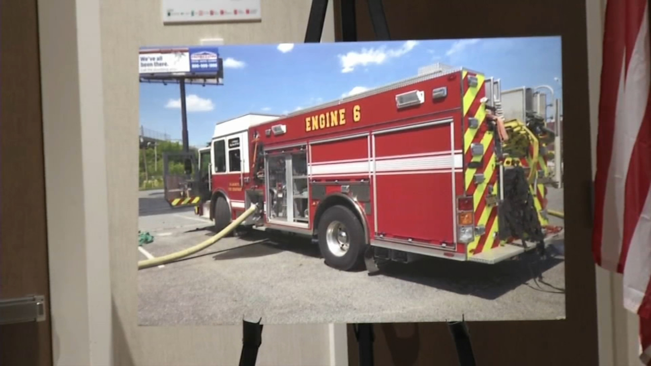 Families of firefighters killed battling Wilmington blaze file lawsuit: as seen on Action News at 4 p.m., August 16, 2018
