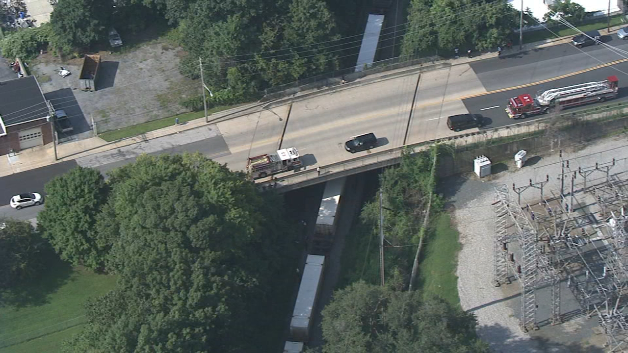 Person struck, killed by train in Wilmington, Delaware. Watch raw video from Chopper 6 on August 28, 2018.