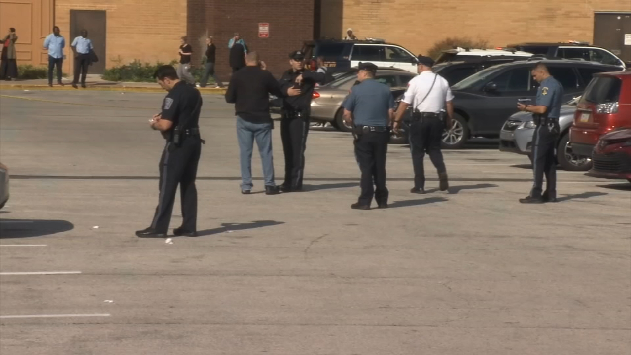 Springfield Mall evacuated after report of shots fired outside on October 20, 2018.