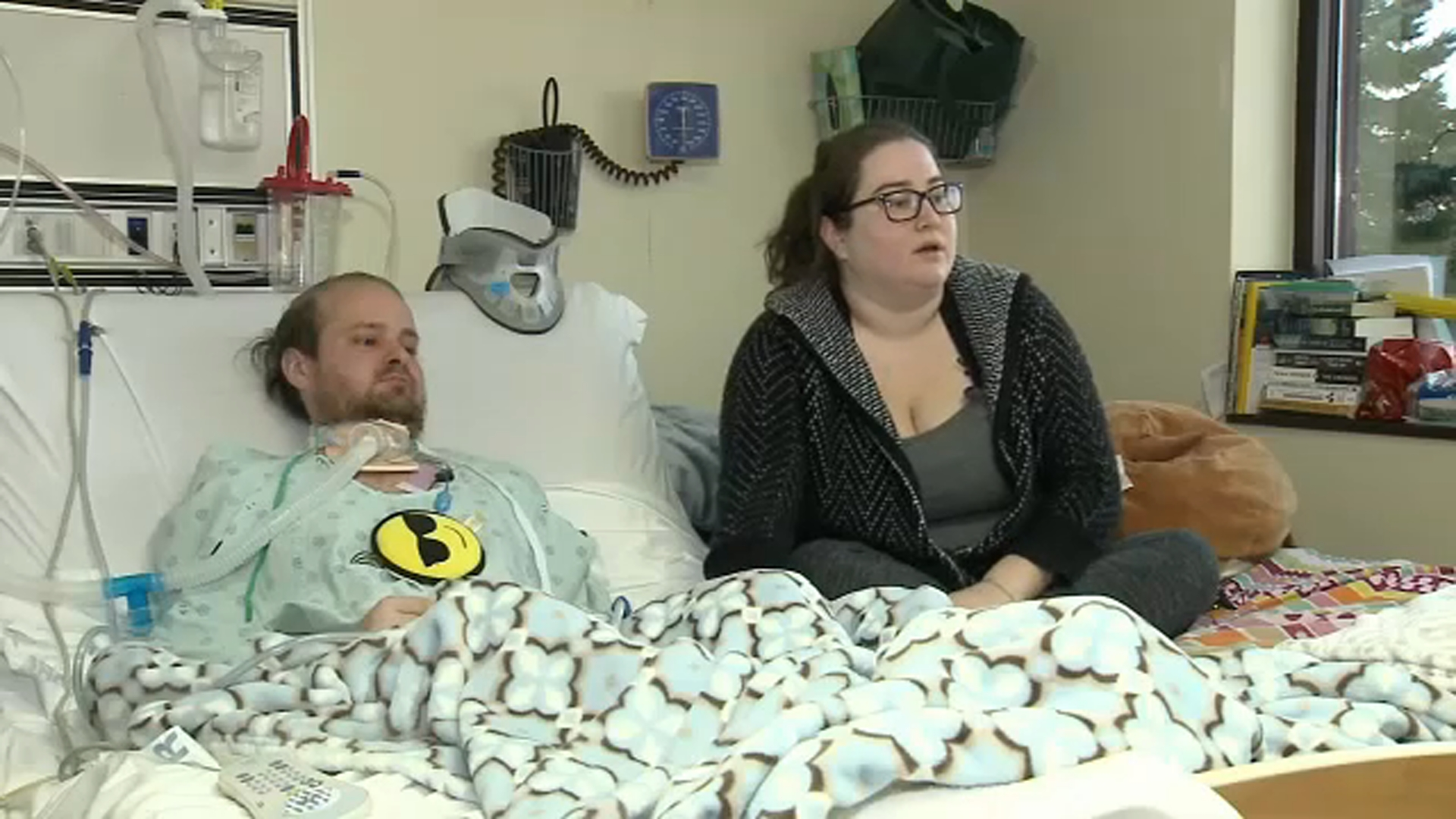 Wisconsin newlywed sickened with AFM shortly after honeymoon
