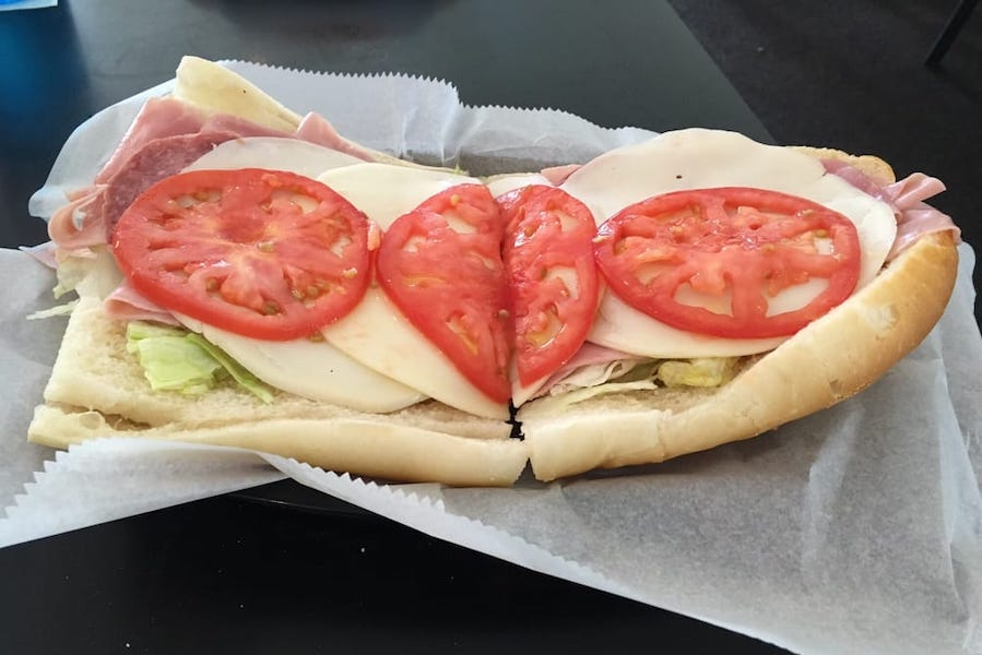 Mothers Subs. | Photo: Candice S./Yelp