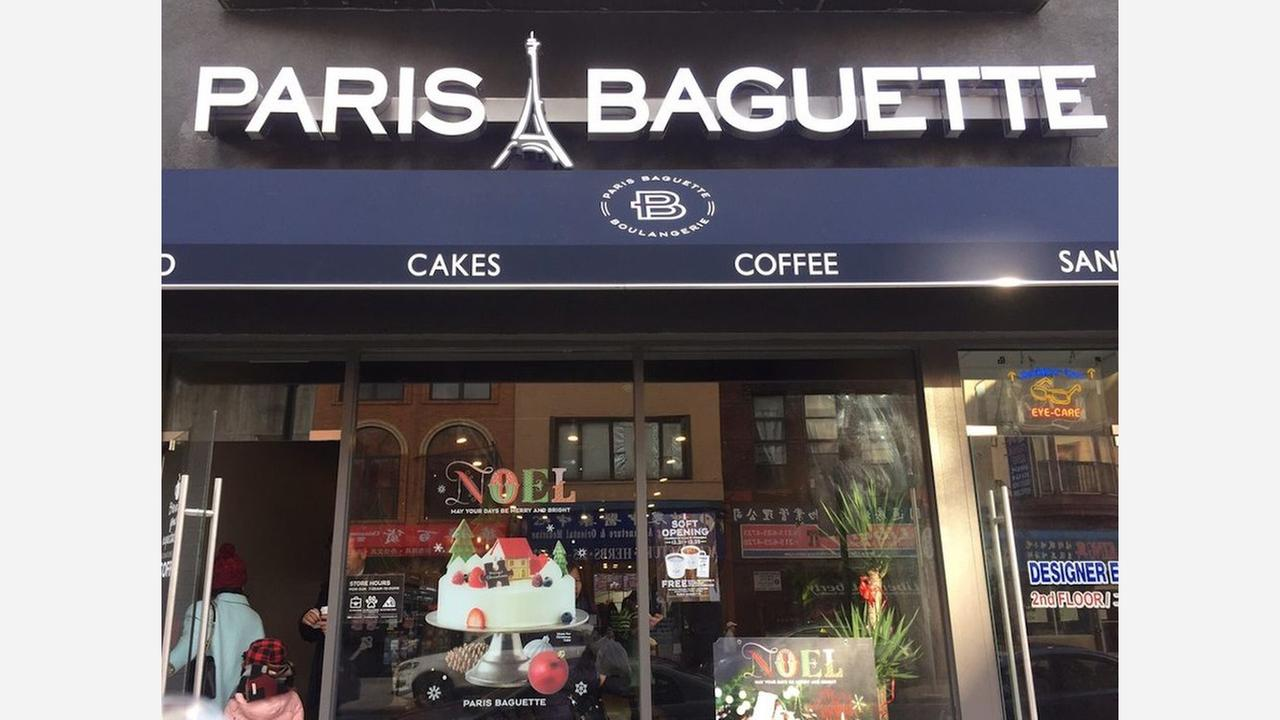Korean Bakery 'Paris Baguette' Debuts In Chinatown
