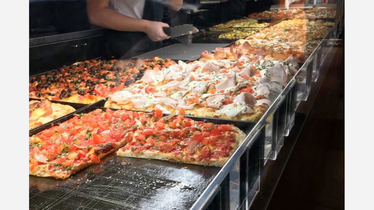 'Alice Pizza' Brings Pizza And More To Rittenhouse