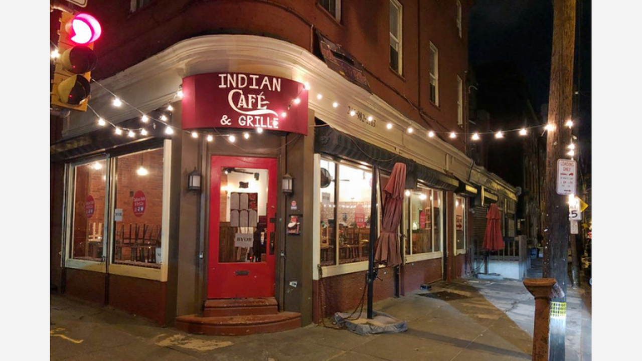 'Indian Cafe & Grille' Opens Its Doors In Northern Liberties