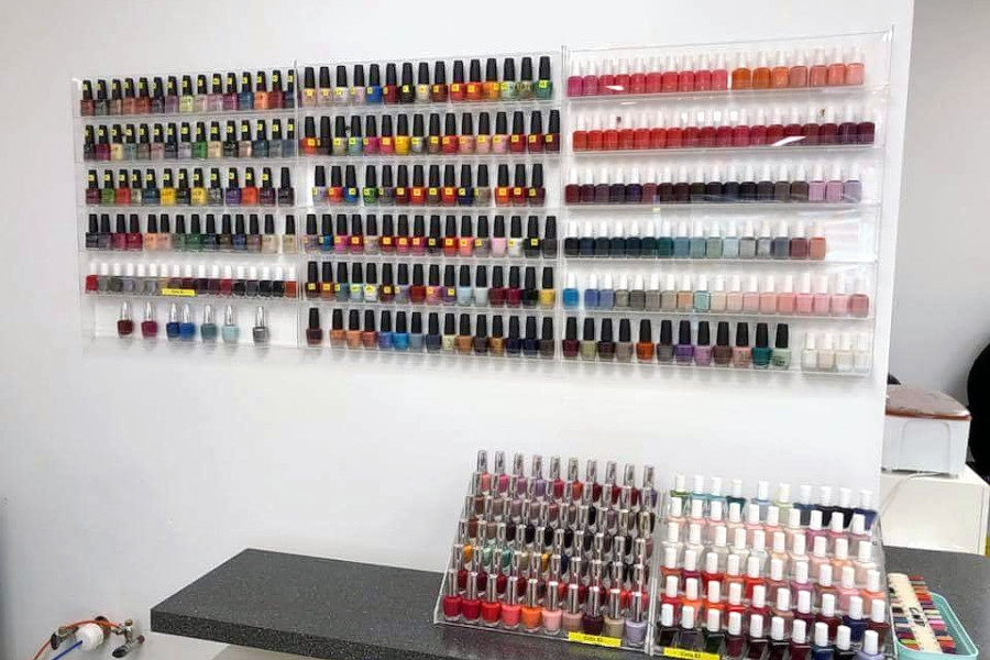 Nail Art Bar. | Photo: Johita M./Yelp