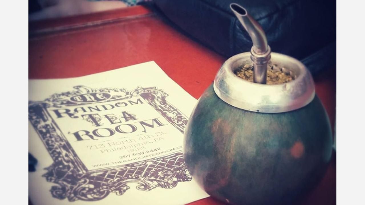 The Random Tea Room and Curiosity Shop. | Photo: Bethany M./Yelp
