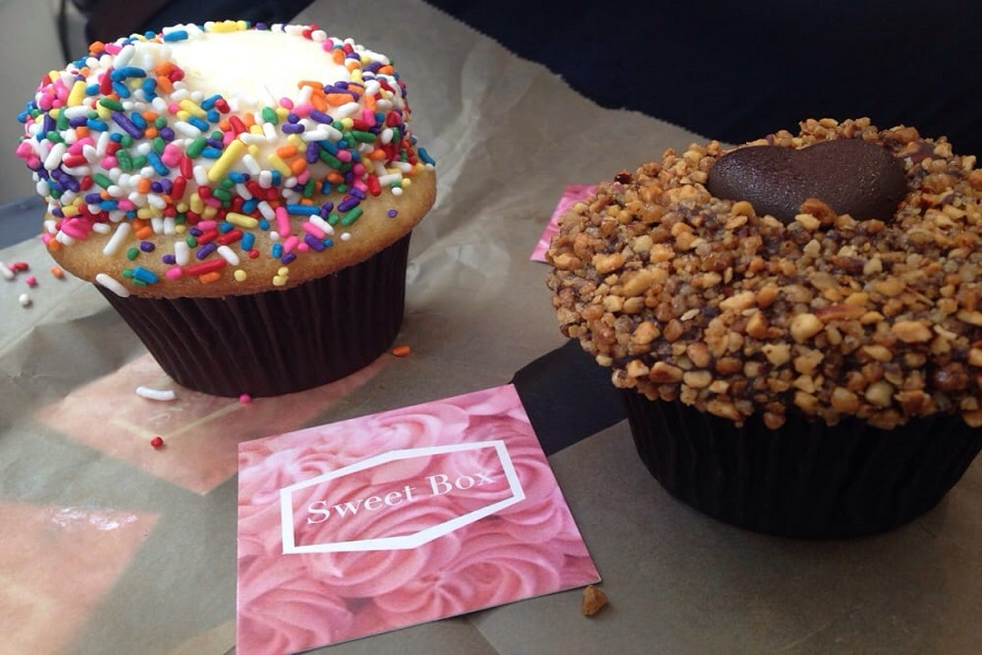 Sweet Box Cupcakes. | Photo: Caroline S./Yelp
