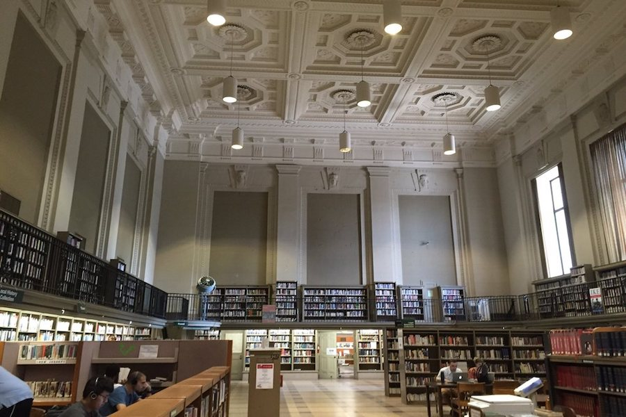 Free Library of Philadelphia. | Photo: Cyndy K./Yelp