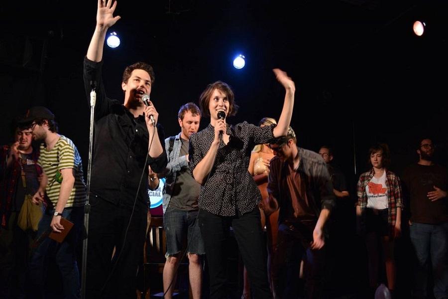 Good Good Comedy Theatre. | Photo: Kate B./Yelp