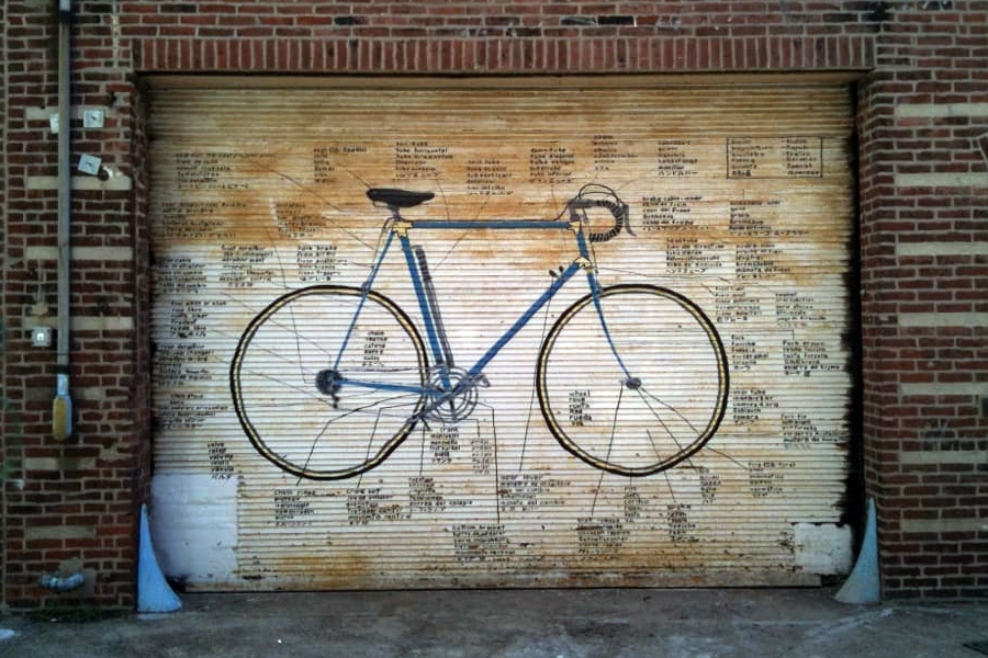 Via Bicycle. | Photo: Bhiladelphia B./Yelp